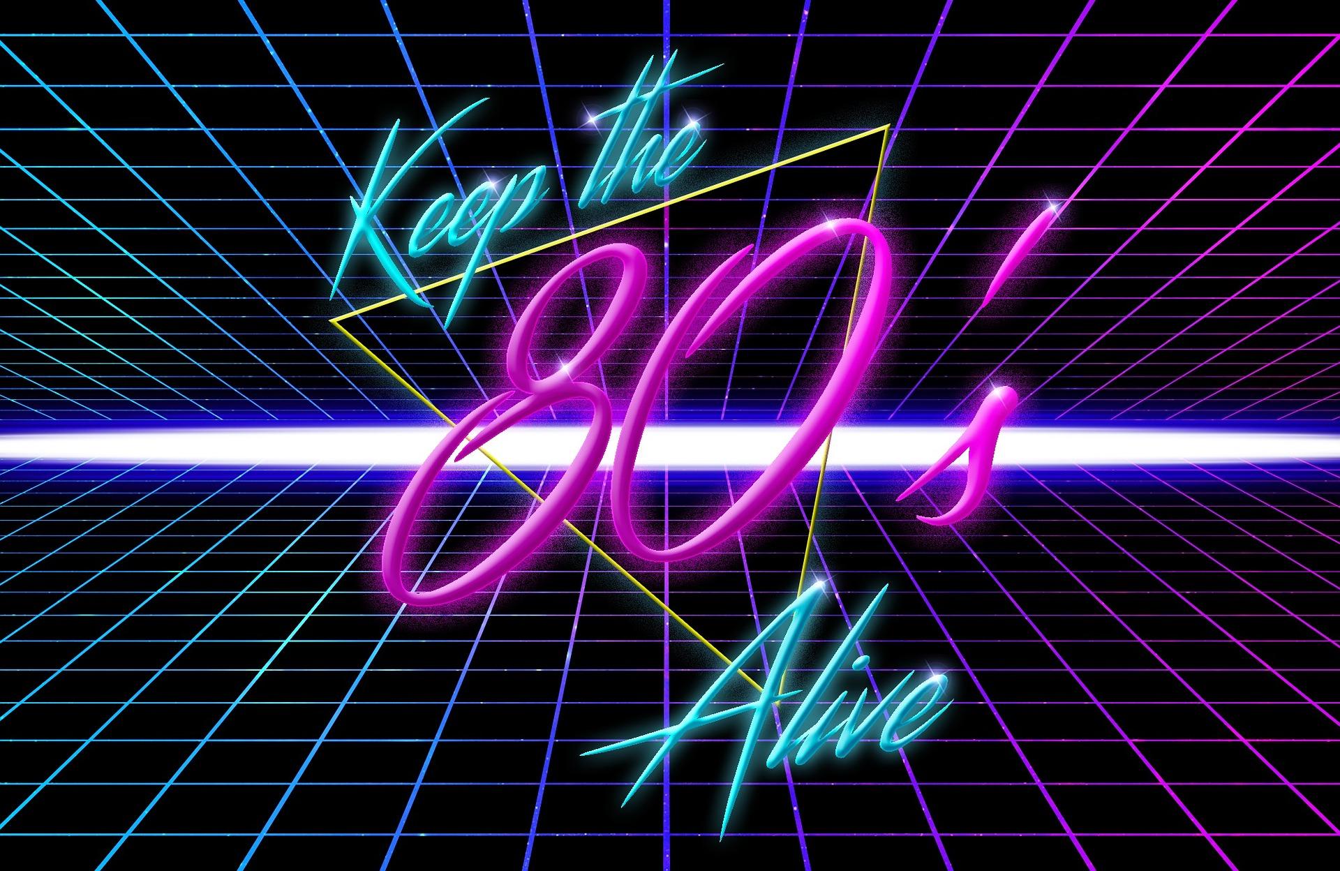 Vuelven los 80